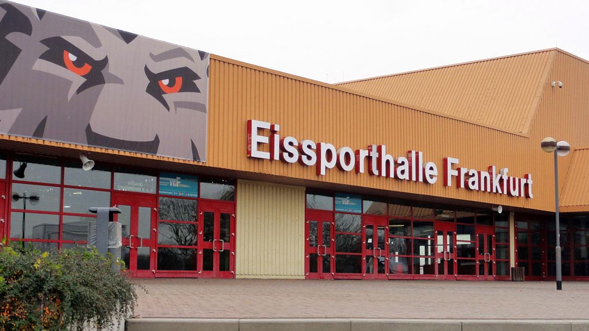 Parken Eissporthalle Frankfurt