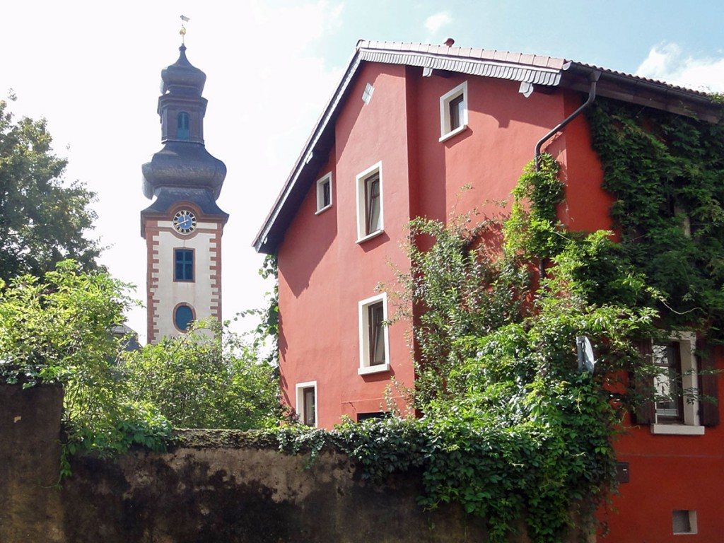 Johanniskirche in Bornheim