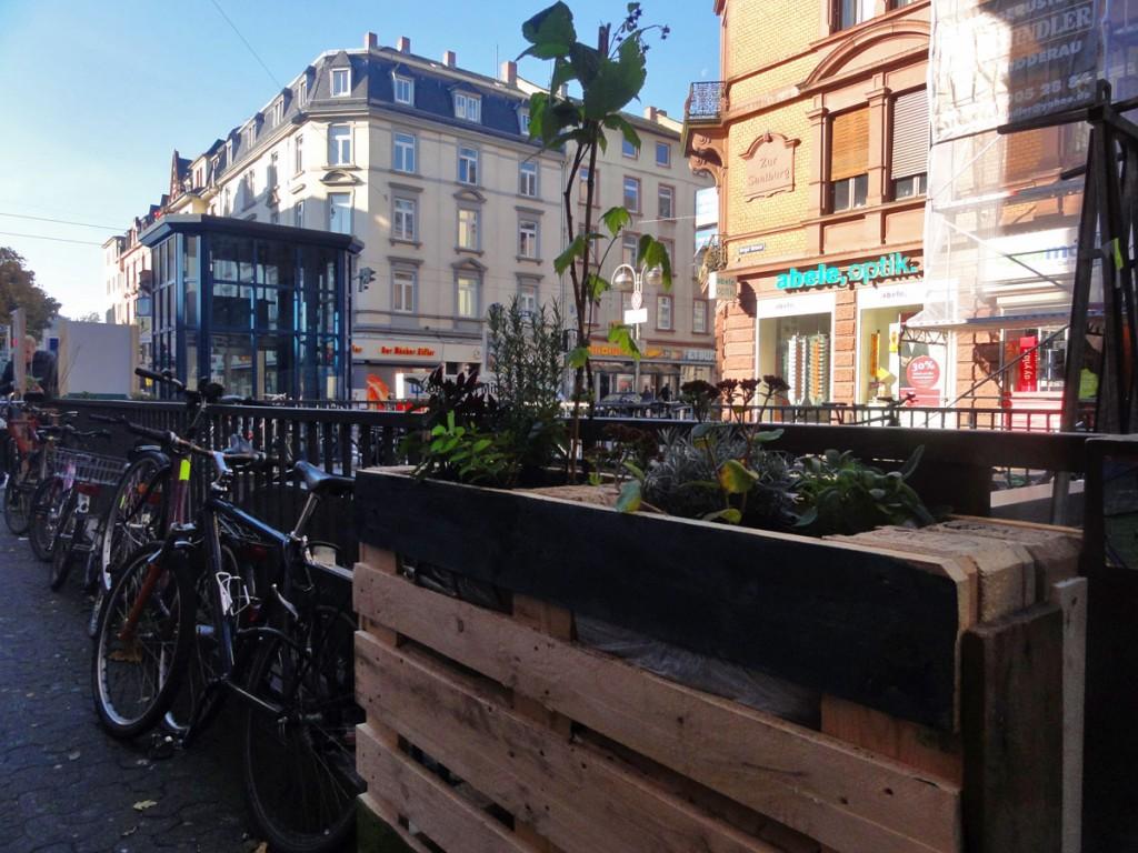 Lust auf Leben Oase an Bornheim Mitte in Frankfurt