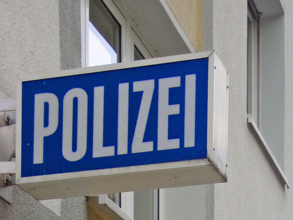 Polizeirevier im Frankfurter Nordend