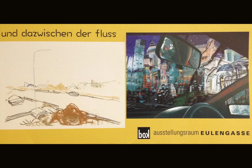 """Ausstellung """"Und dazwischen der Fluss"""""""