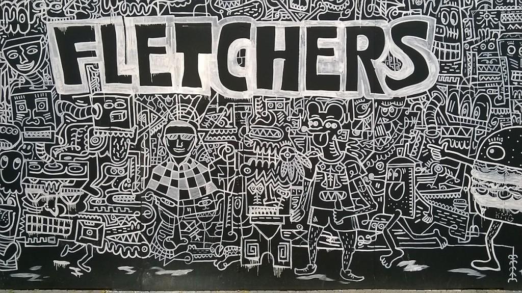 Fletcher's Better Burger in der Berger Strasse