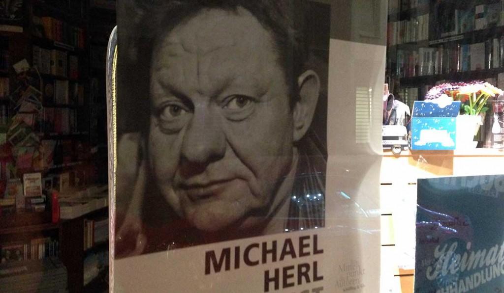 """Michael Herl liest """"Eigentlich"""""""