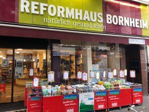 reformhaus bornheim , bergerstrasse, frankfurt, nordend, bornheim