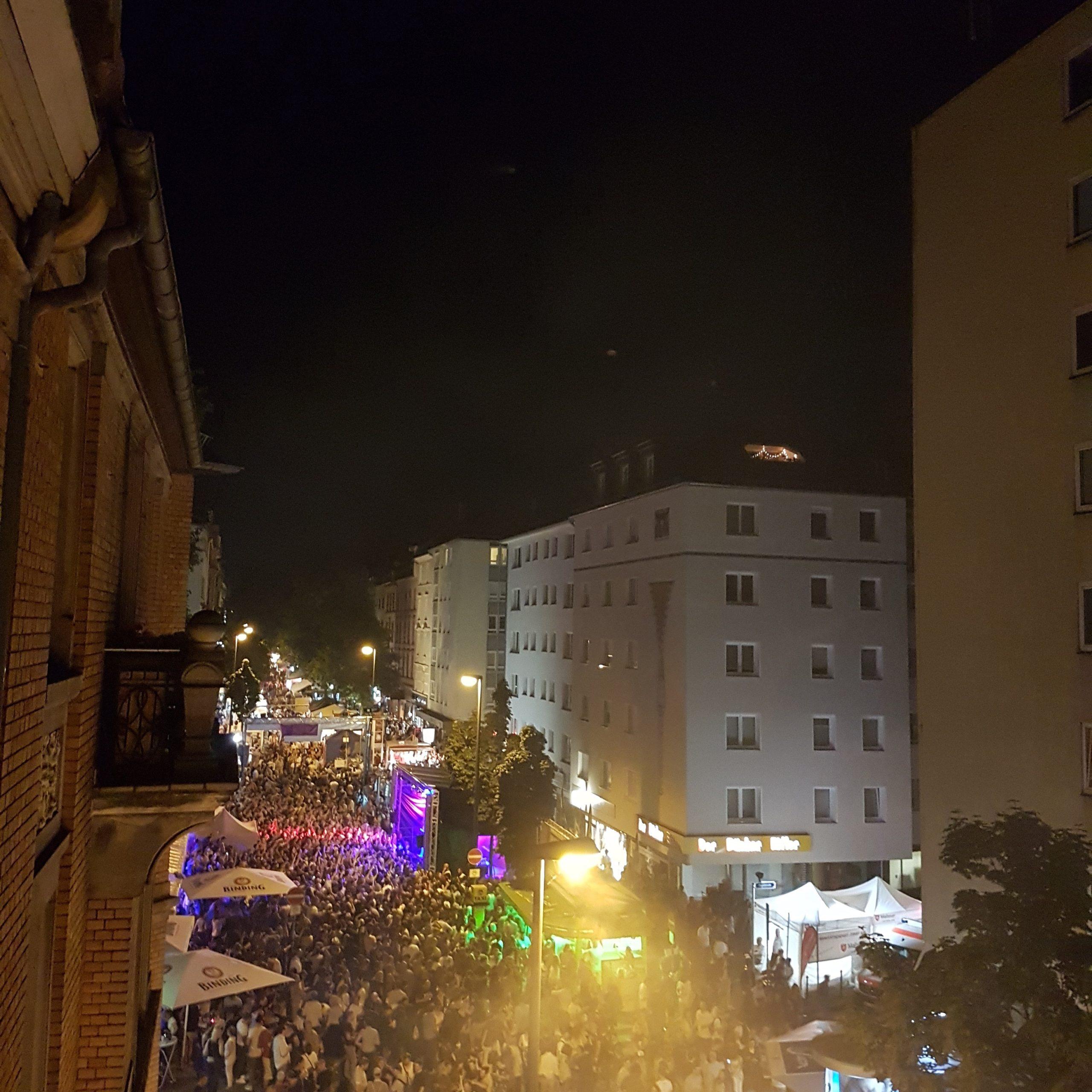 Berger Strassenfest
