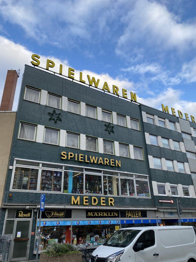 Meder Spielzeugladen Frankfurt