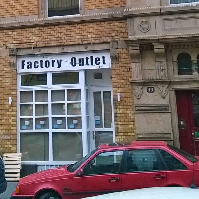 Factory Outlet Petra Dieler verlässt die Berger Straße