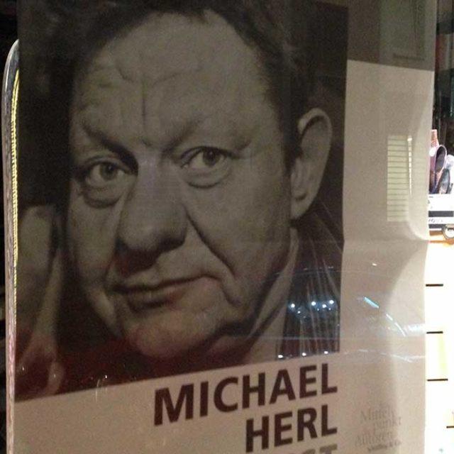 """Buchpräsentation """"Eigentlich…"""" von Michael Herl"""