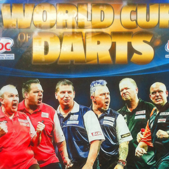 World Cup of Darts in der Eissporthalle Frankfurt