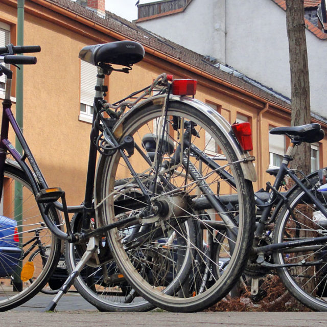 Fahrrad-Flohmarkt bei Böttgen
