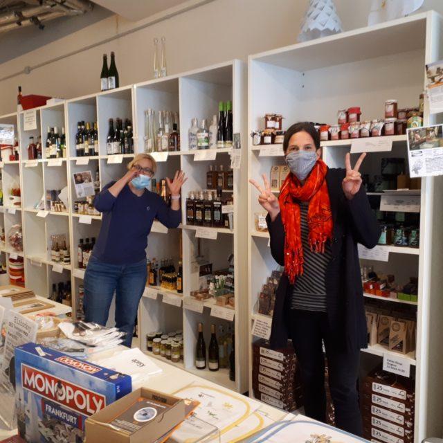 Masken für den Einzelhandel