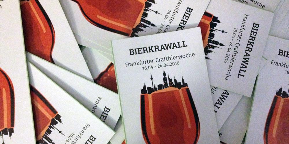 Frankfurter Bierwoche: Bierquiz bei Die Zentrale Coworking
