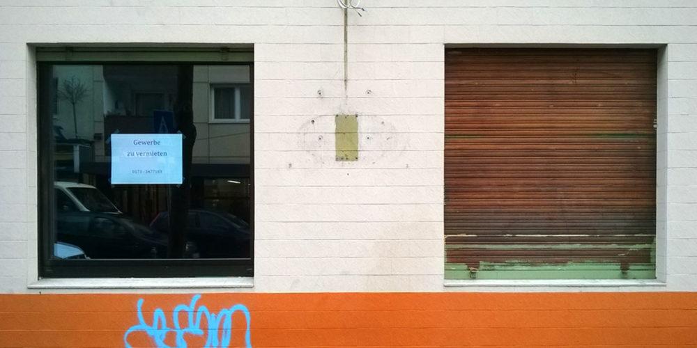 O-TON in der Berger Straße geschlossen