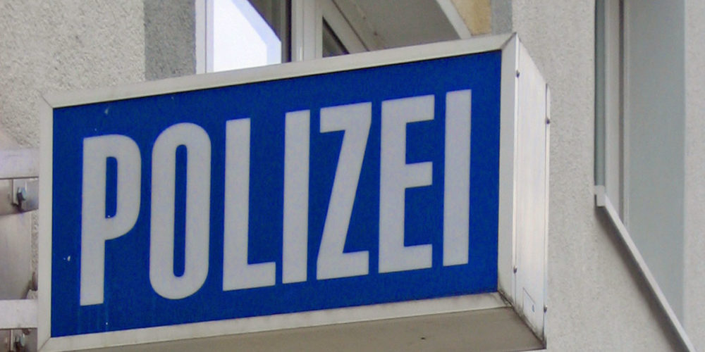 Crimes Scene Bornheim – September 2016
