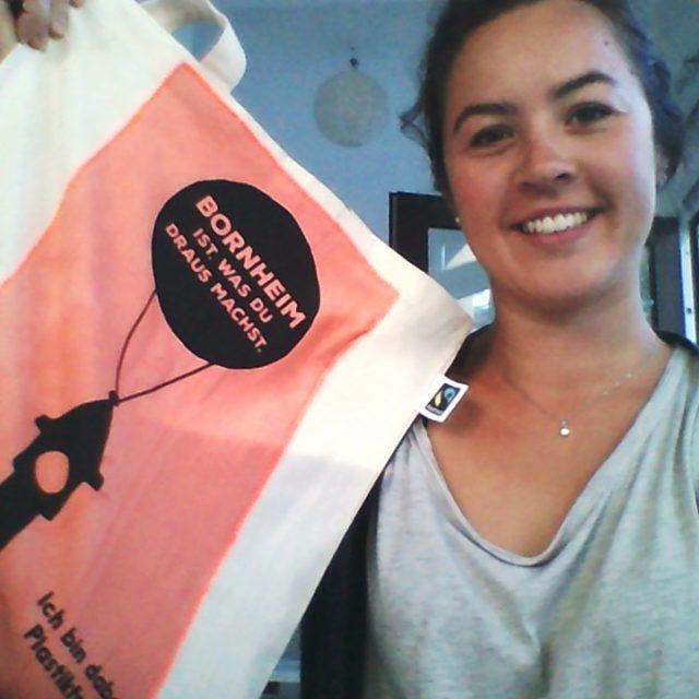 Ich bin dabei: plastikfrei! Bornheimer Verbraucher, Betriebe und Händler gestalten Plastikverzicht